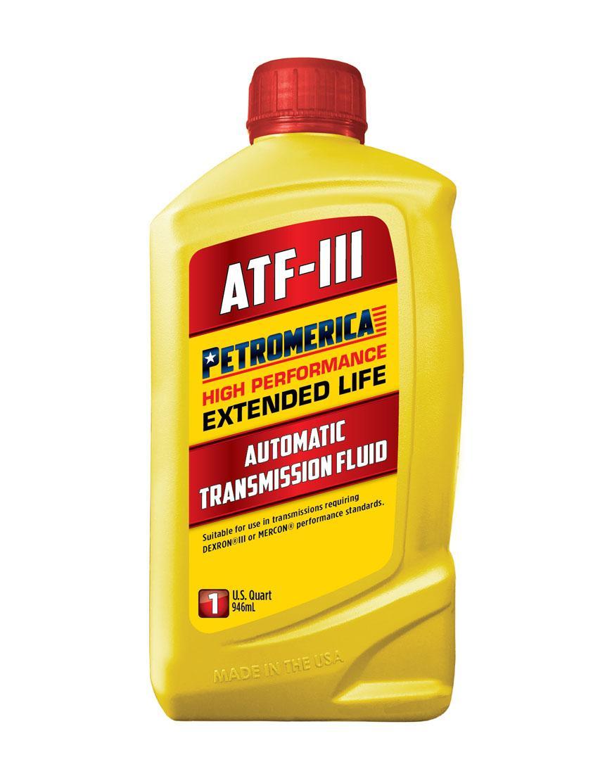 Petromerica ATF-III Automatic Transmission Fluid